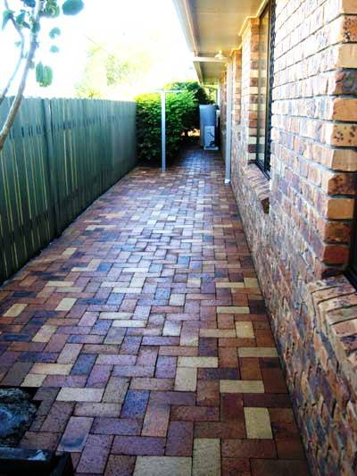 pressure cleaning pavers4